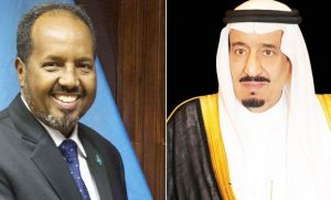 King-and-Somali-president